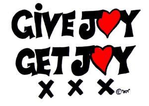 LOGO Give Joy Get Joy