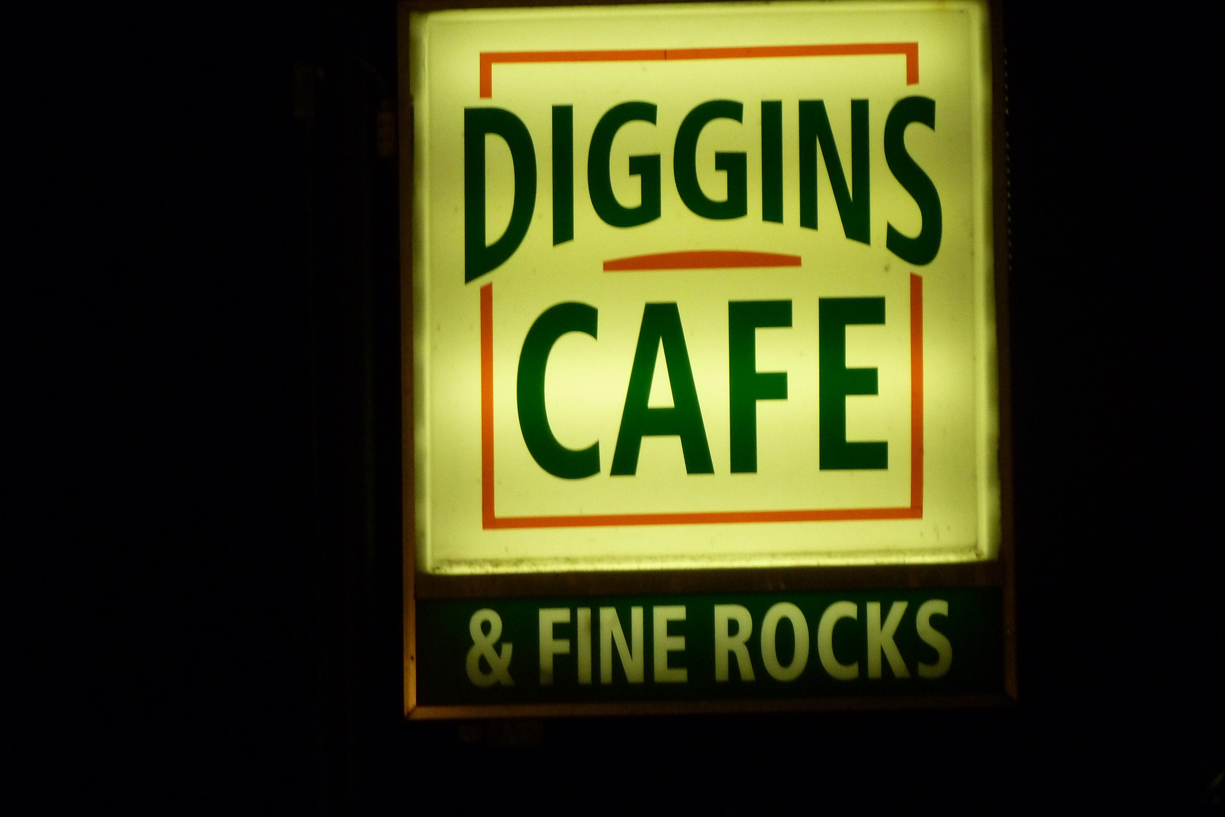 Diggins Cafe and Fine Rocks Kewaunee