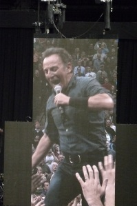 Bruce Springsteen 2012 st. paul high energy end of show