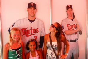 Minnesota State Fair - the girls and the guys!