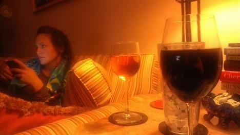 Wine Wednesday - wacky!
