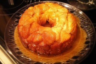 Orange Monkey Bread - oh my !