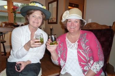 Cinco de Mayo meets Kentucky Derby day! Juleps before Margaritas!