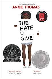 Amazon.com: The Hate U Give (9780062498533): Thomas, Angie: Books